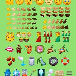 L'emoji d'un homme enceinte sera désormais disponible sur vos téléphones.