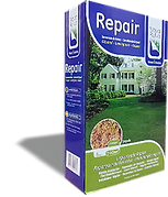 REPAIR Grande rapidez de implantação especialmente concebida para reparação de relvados desgastados pelo uso intensivo, bem como relvados danificados