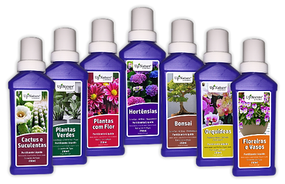 Fertilizante Líquido altamente concentrado, com base orgânica de Extractos de Algas