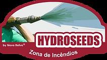 mistura de sementes hydroseed incêndios nova relva