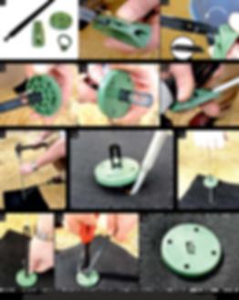 urbangreen fixação de telas e mantas