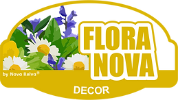 mistura de sementes flora nova decor