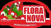 mistura de sementes flora nova monocromatico