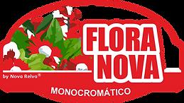 mistura de sementes flora nova monocromatico nova relva