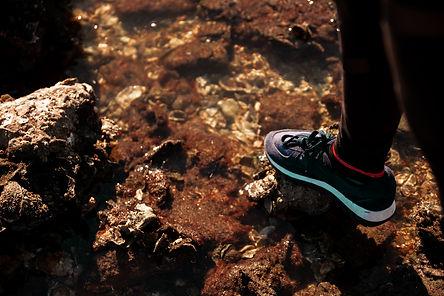 Walking Through Water
