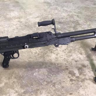 M240 Bravo in 308