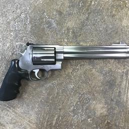 Revolver in S&W 500