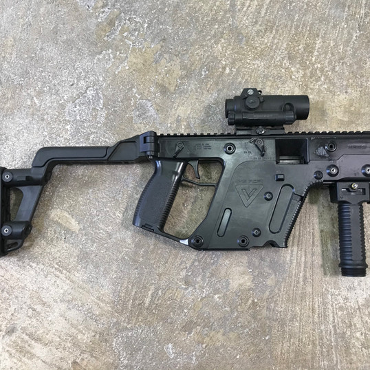 Kriss Vector in 45ACP
