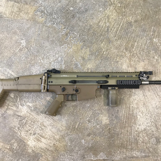 SCAR 17 Heavy in 308