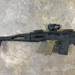 Glock 18 in 40S&W