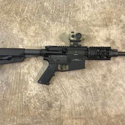 M16 Commando in 5.56 NATO