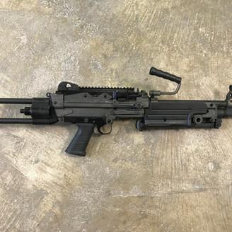 M249 Para SAW in 5.56 NATO
