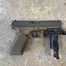 Glock 18 in 9mm