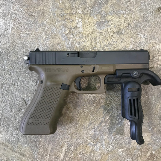 Glock 18 in 9mm
