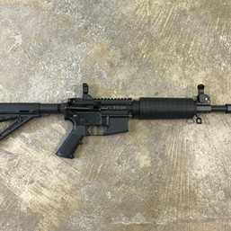M16 in 50 Boewulf