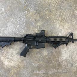M16 SWAT in 5.56 NATO