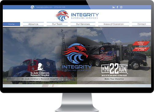 Integrity Slickline Website