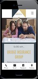 Bridge Insurance Website