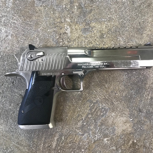 Desert Eagle in 50AE