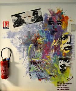 Fabrique APEFIM - labo Street Art