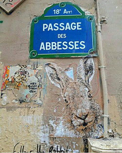 PARIS ABBESSES
