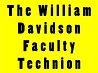The William Davidson Faculty of Industrial Engineering & Management at the Technion