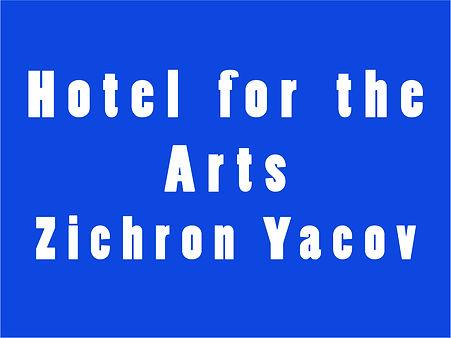 Renovation of the Art Hotel in Zichron Yacov