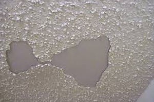 wallpaper popcorn ceiling removal