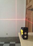 Layout laser