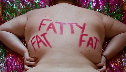 Katie Greenall - FATTY FAT FAT - Lead Ma