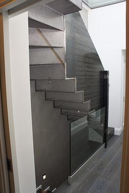 Mesh Stair