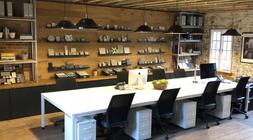 Industrial Office Refurbishment