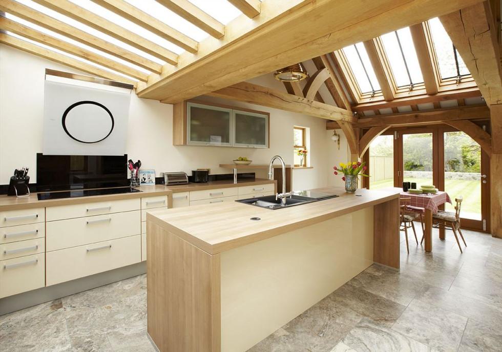Timber Framed House, Guernsey