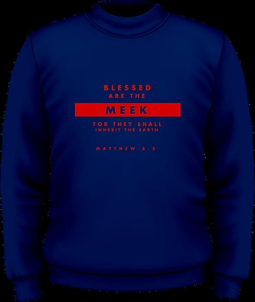 Men's Sweatshirt - Beatitudes