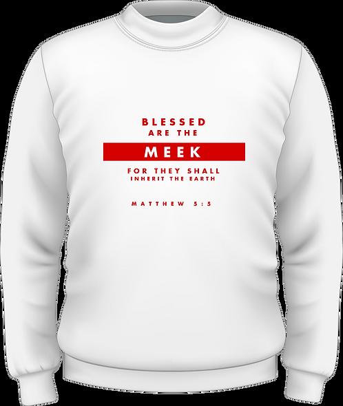 Women's Sweatshirt - Beatitudes