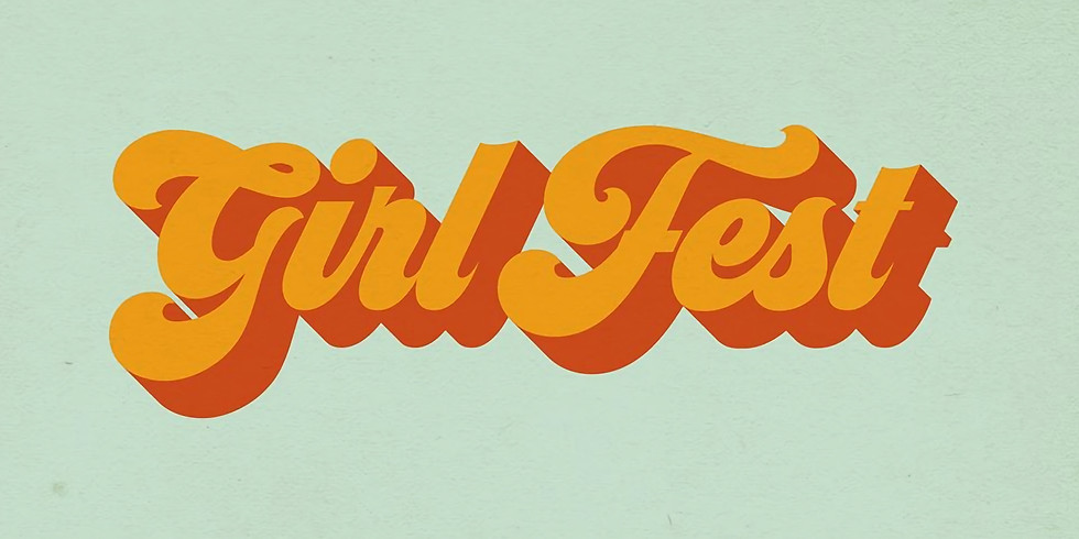 Girl Fest Comedy Happy Hour