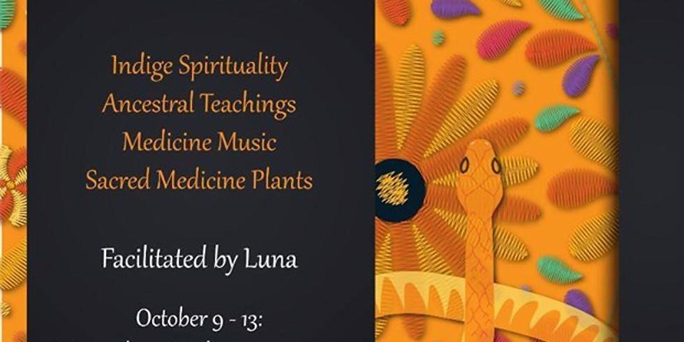 Medicine For the Soul: Sacred Medicine Songs with Luna and Elder