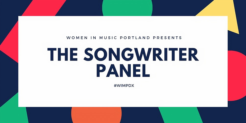 The Songwriter Panel