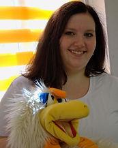 Jessica Rödl, Logopädin