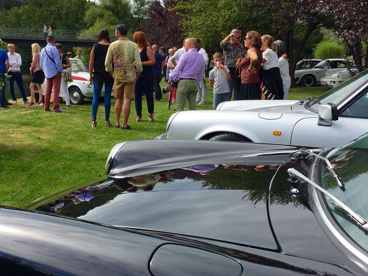 Event Porsche à Durbuy