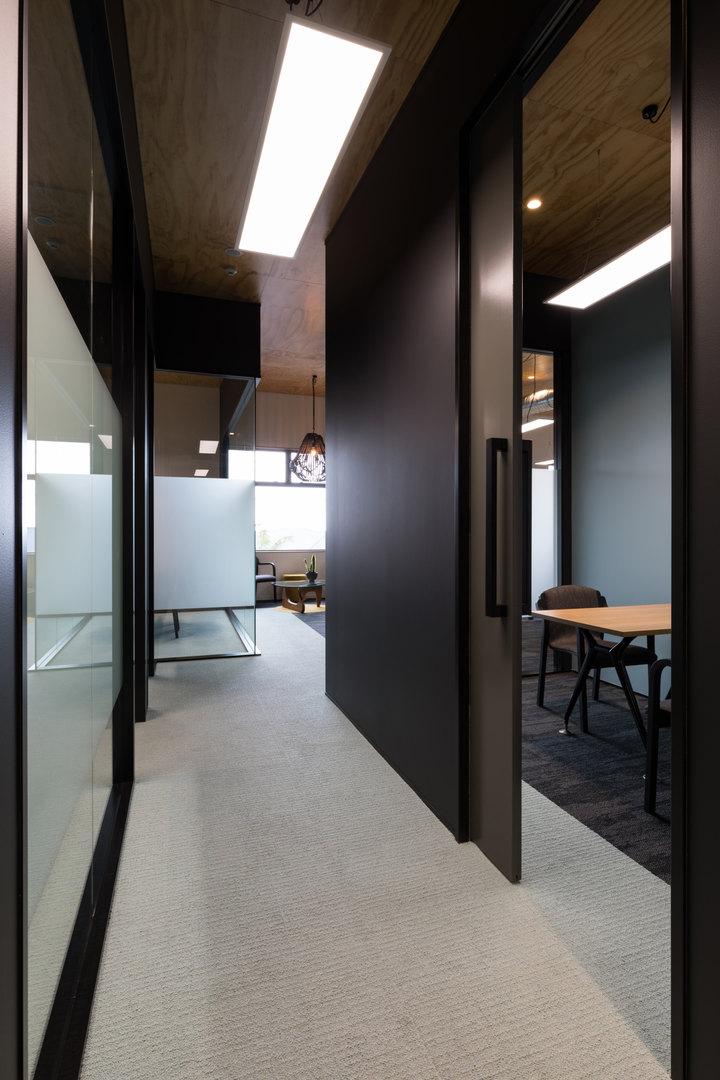 Brett Norris Lawyers - Workspace Interior Design