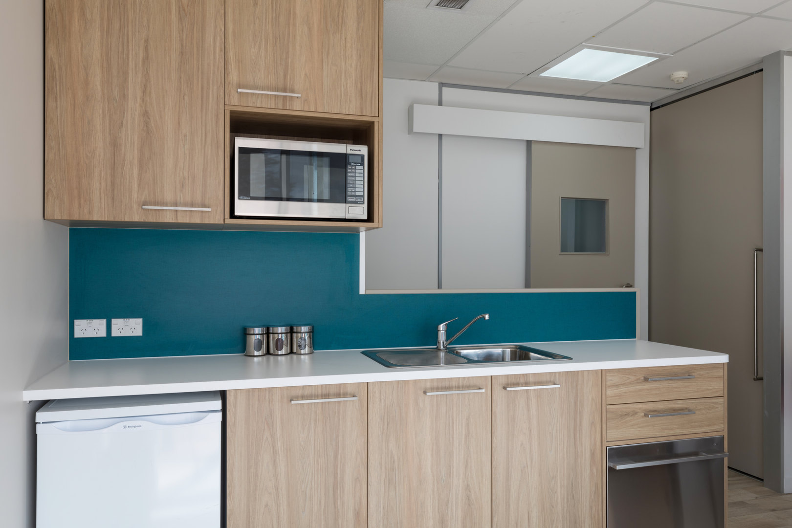 Waitemata Cardiology office fit-out & interior design.