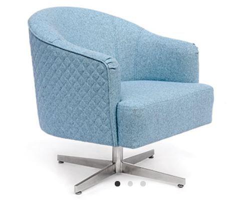 KOVACS LOUIS AD Single Swivel Chair
