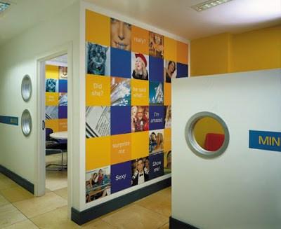 Workspace Interior Design office fit-out & interior design.