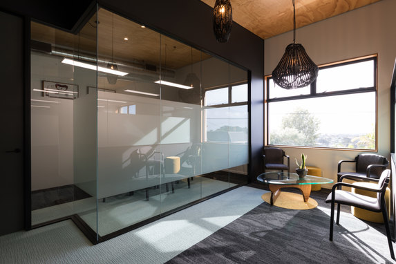 Brett Norris Lawyers - interior office design