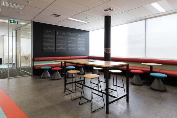 commercial office interior design and fu