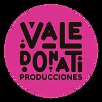 Vale Donati Producciones - TRANSP Logo c