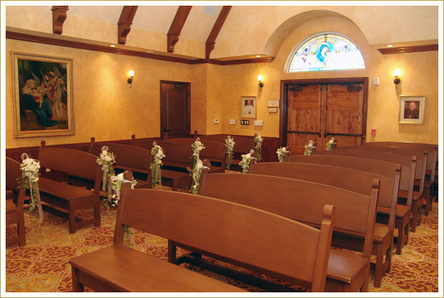 Our Lady of Grapes Chapel