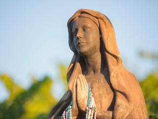 The Marian Heat of Summer