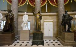 St. Serra Statue, Washington D.C.